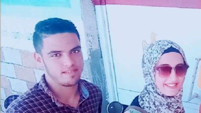 ميلاد عاطف الثاني وامنية خالد الاولى على الثانوية الصناعية ثلاث سنوات