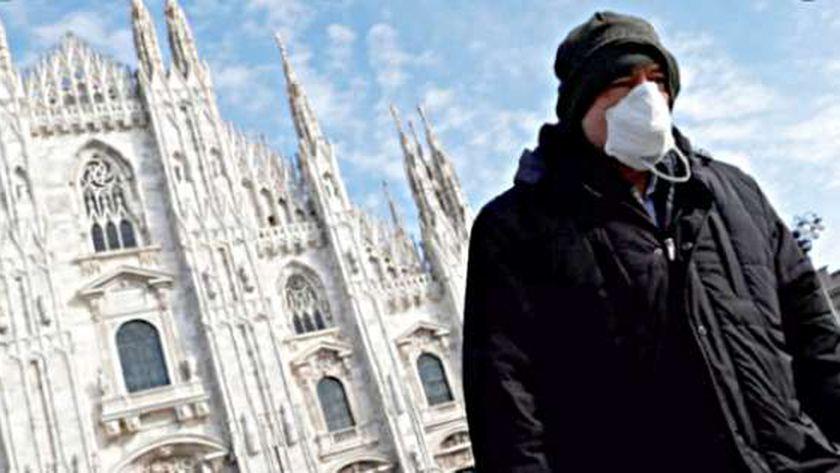 إيطاليا الدولة الأكثر تضررا بفيروس كورونا المستجد