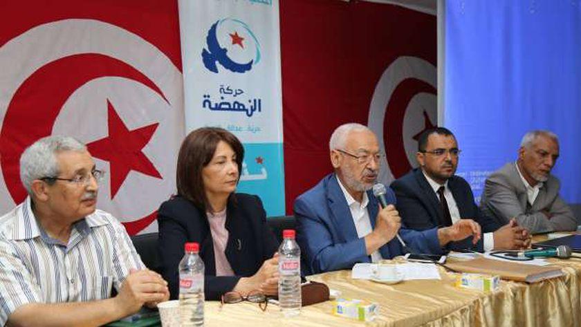 قيادات حركة النهضة التونسية