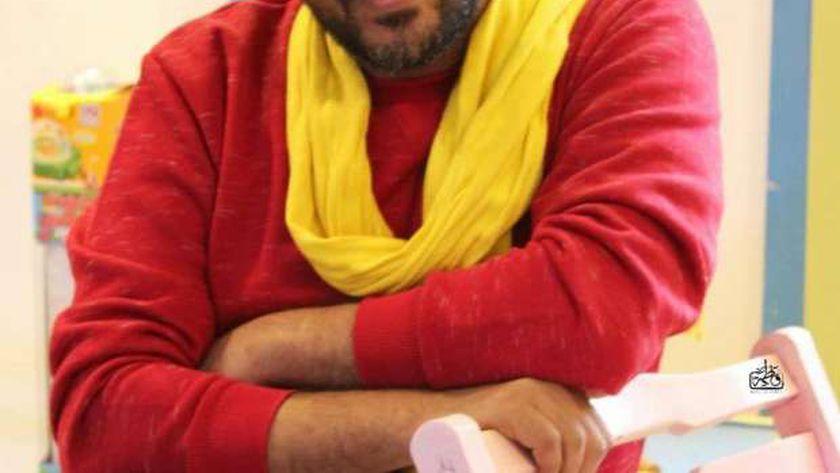 البنت الذي يغني .. محمد طاهر يفسر أخطاء عنوان مجموعته بمعرض الكتاب - مصر -