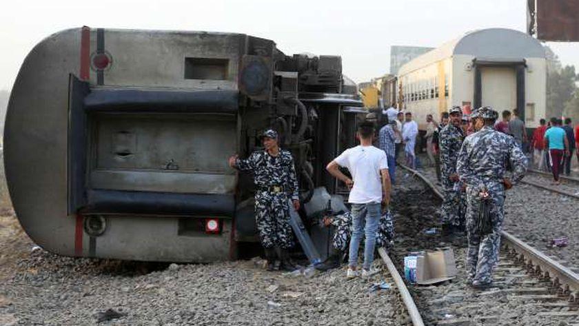 حادث قطار سندنهور