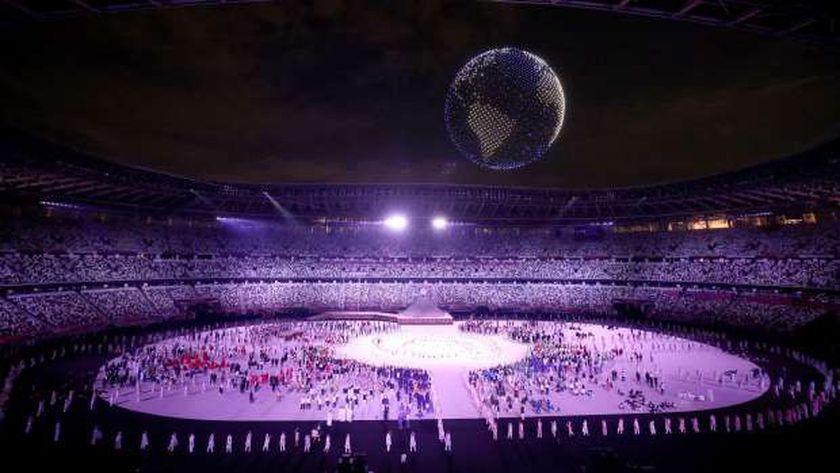 افتتاح أولمبياد طوكيو