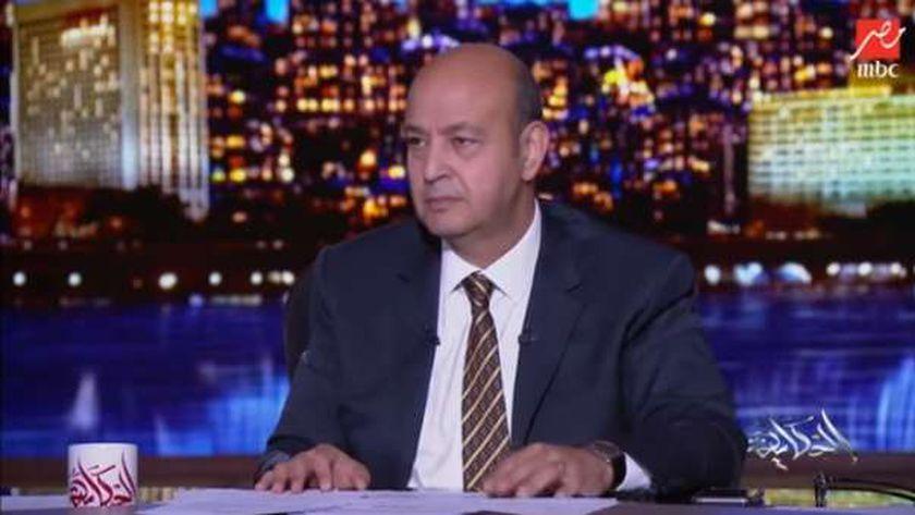 عمرو أديب يحذر من كورونا: المسألة ليست صحية فقط ولن نحتمل قطع الأرزاق