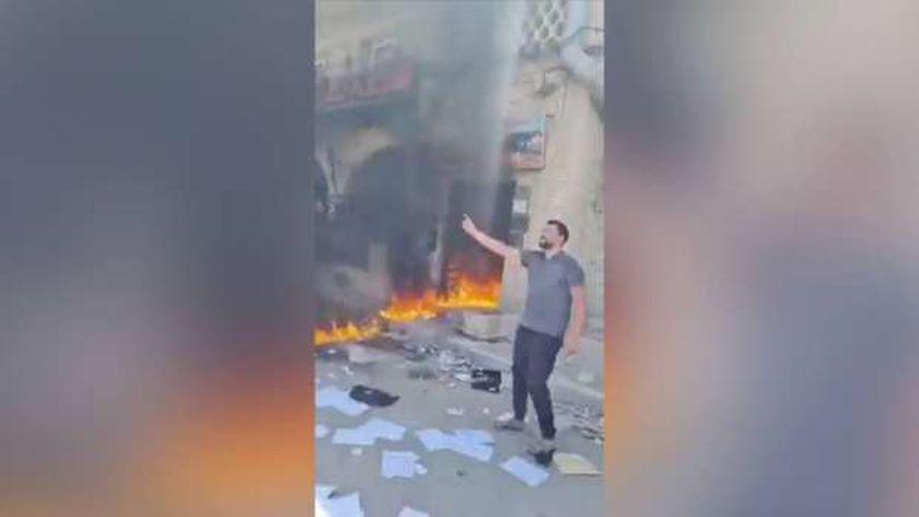 مظاهرات عنيفة في تونس ضد الإخوان