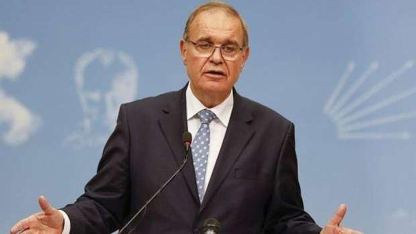 عضو البرلمان عن حزب الشعب الجمهوري التركي فايق أوزتراك