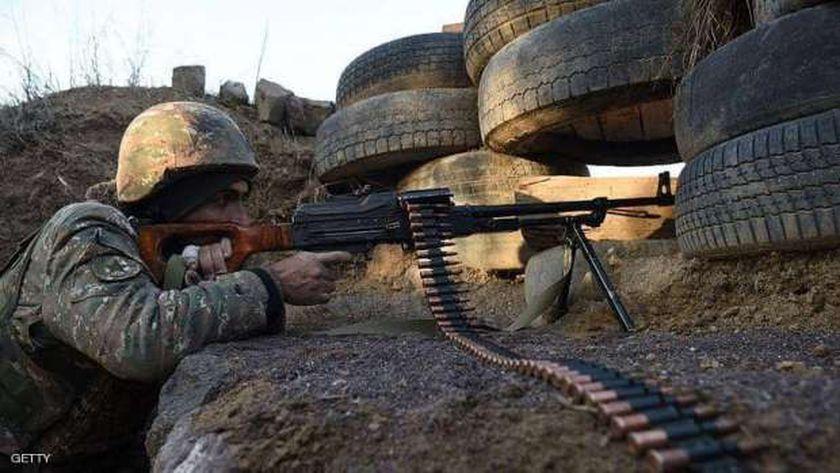 اشتباكات بين أرمينيا وأذربيجان