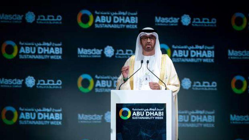 سلطان أحمد الجابر، وزير الصناعة والتكنولوجيا المتقدمة الإماراتي