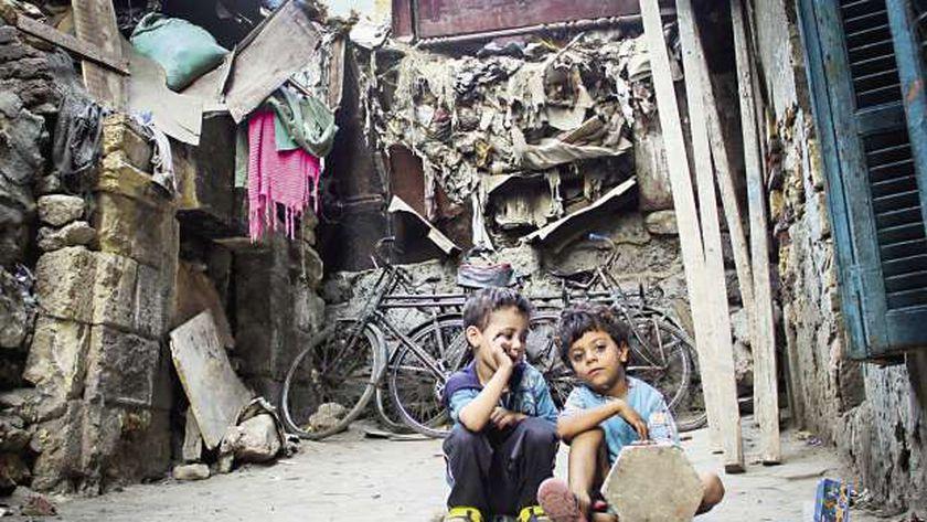 اطفال الشوارع