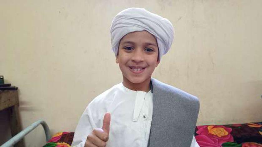 الطفل محمد صالح لامور