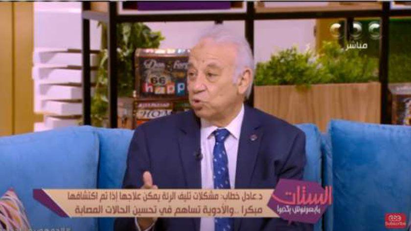 أستاذ الأمراض الصدرية بجامعة عين شمس