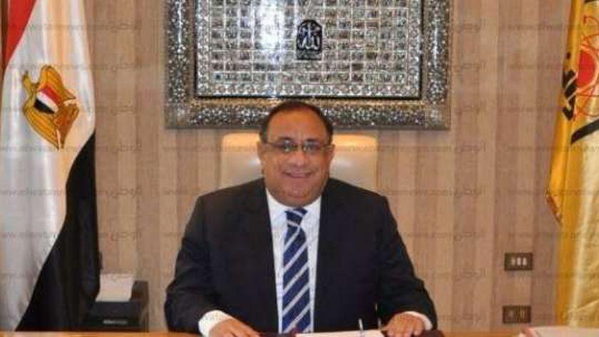 الدكتور  ماجد  نجم ..رئيس جامعة لحاون