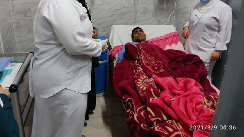 تحرك فوري لبدء مراحل علاج محمد جمال بالشرقية بعد الاستجابة الرئاسية
