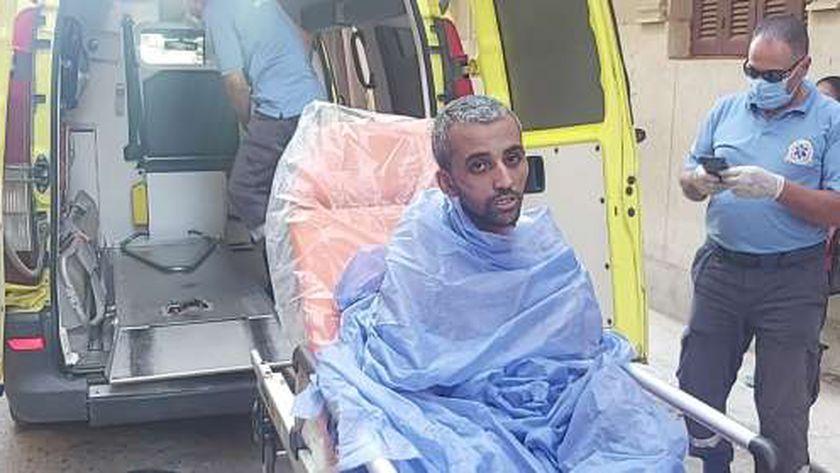 استجابة لـ«الوطن».. الصحة تقرر علاج «عمرو» المصاب بـ«اعوجاج» نادر في ساقيه