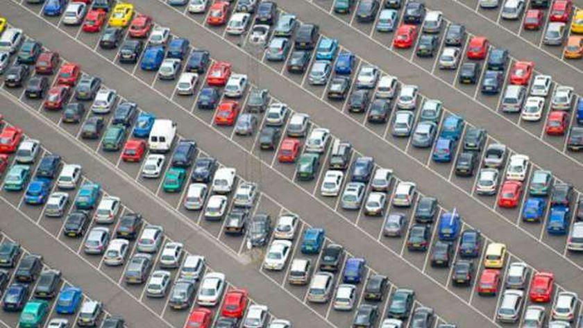 مبيعات السيارات _أرشيفية