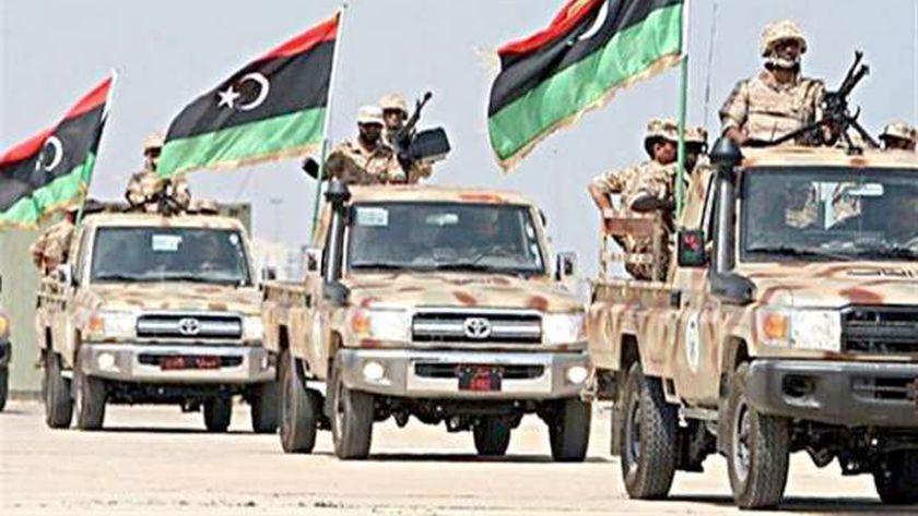 الأوضاع في ليبيا..  صورة أرشيفية