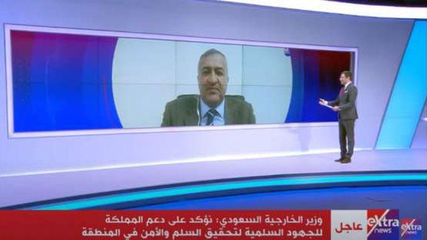 محلل استراتيجي عماني