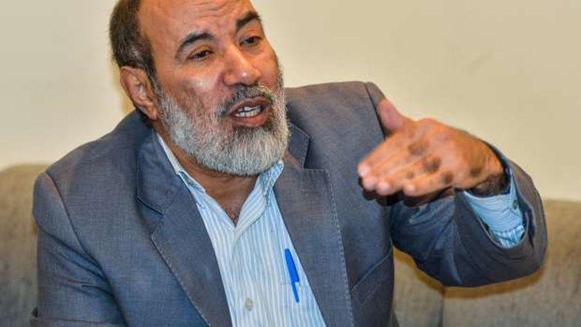 الدكتور ناجح إبراهيم، عضو مجلس شورى الجماعة الإسلامية السابق