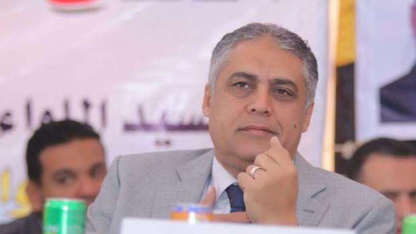 اللواء خالد الشاذلى