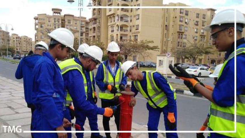 مجموعة طلعت مصطفى تفتح آفاقا جديدة للشباب وتؤهلهم لسوق العمل