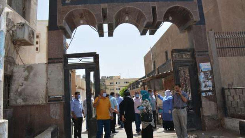مستشفى منية النصر المركزي بالدقهلية