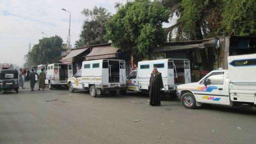 منع سير السيارات «الكبود» في 4 خطوط بمدينة أسوان بدءا من اليوم