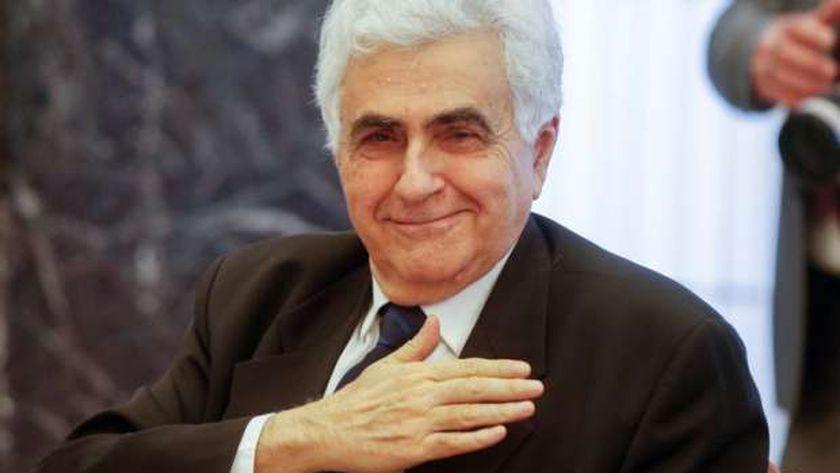 ناصيف حتي .. وزير الخارجية اللبناني