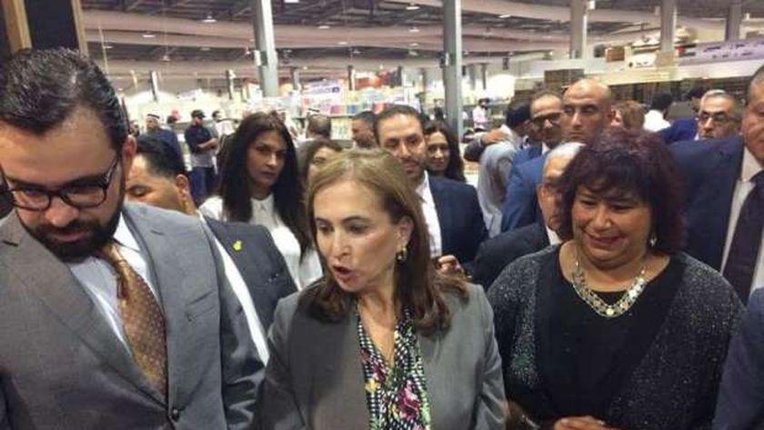 جانب من افتتاح معرض عمان الدولى للكتاب