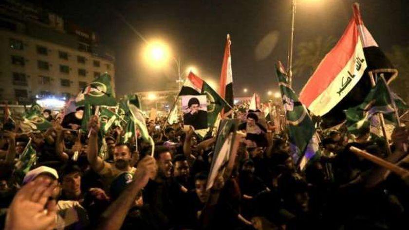 نتائج الانتخابات العراقية كشفت عن تقدم التيار الصدري