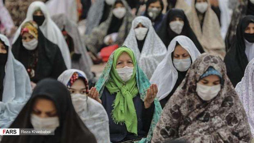إجراءات الوقاية من كورونا فى إيران