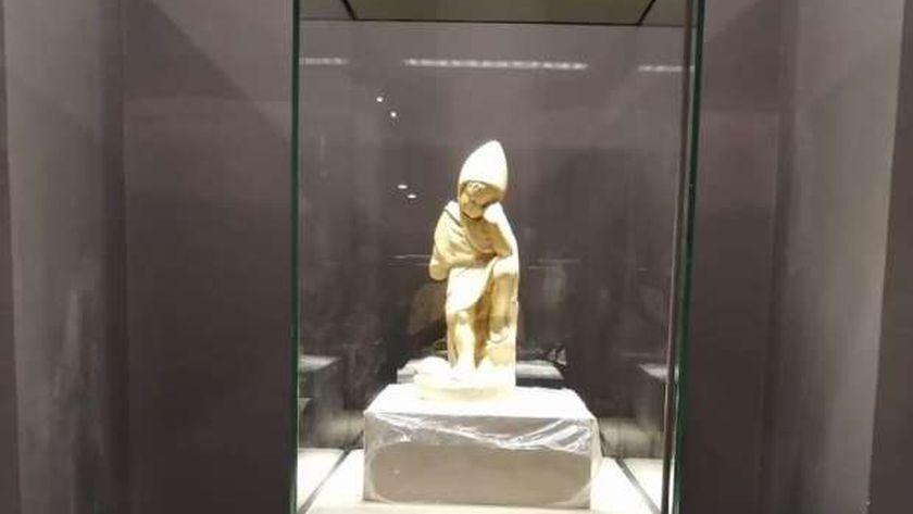تمثال متحف كفر الشيخ الفريد