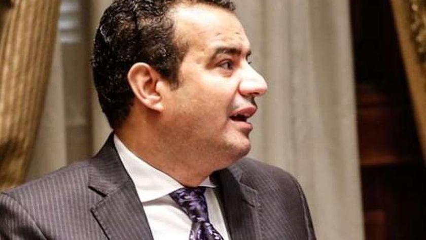 النائب أحمد إدريس- عضو مجلس النواب عن دائرة الأقصر