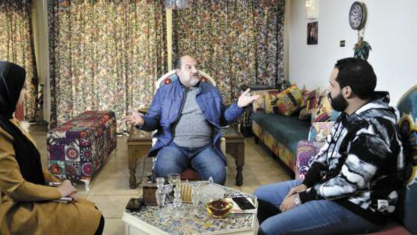 خالد الصاوى يتحدث لـ«الوطن»