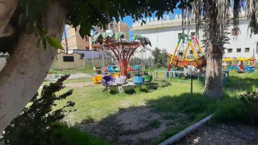 إغلاق الحدائق ثالث أيام العيد بالقنطرة غرب