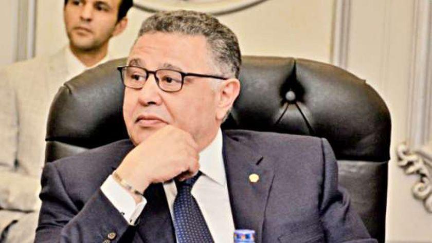 اللواء عمرو حنفي