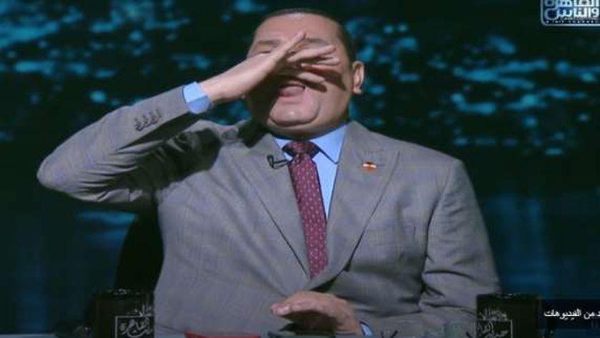 الناقد الرياضي عبد الناصر زيدان