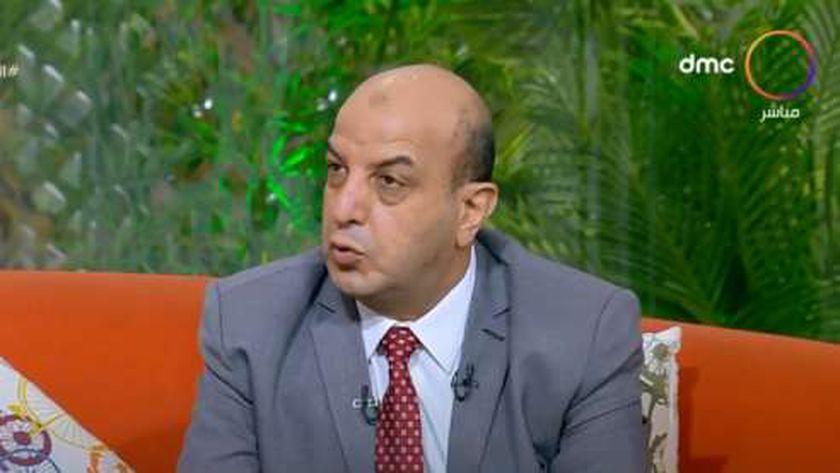 المهندس عبد المنعم خليل رئيس قطاع التجارة الداخلية بوزارة التموين والتجارة الداخلية