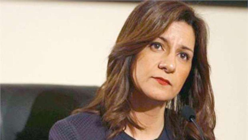 الدكتورة نبيلة مكرموزيرة الدولة للهجرة وشؤون المصريين بالخارج