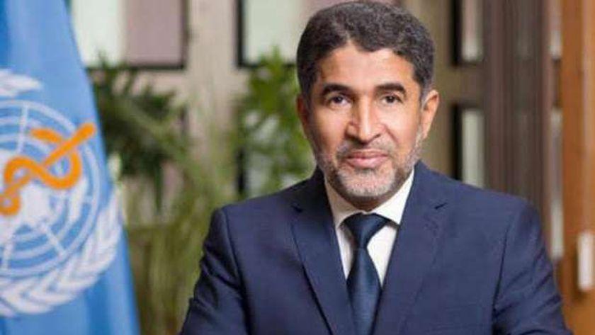 الدكتور أحمد المنظري