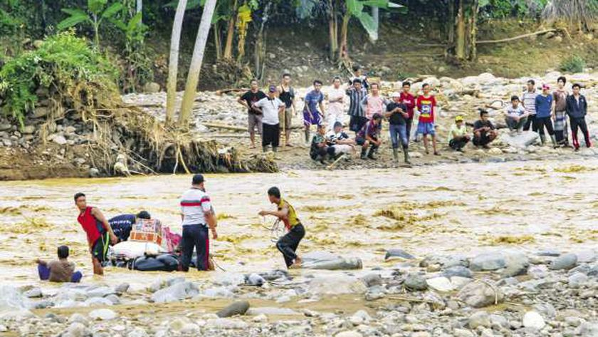 الفيضانات