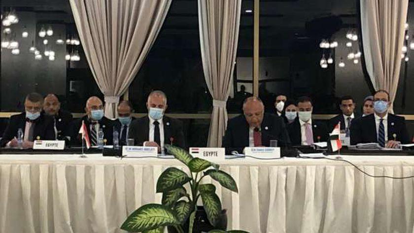 اجتماعات السد الإثيوبي بالكونغو الديمقراطية