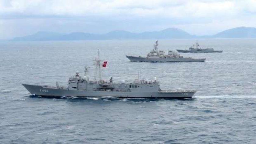 القوات البحرية التركية