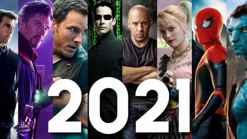 أفلام 2021