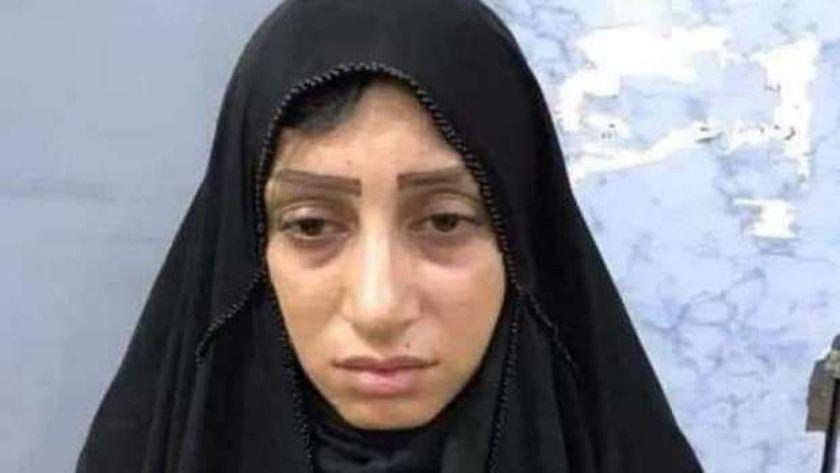 العراقية نسرين جبار بعد إلقاء طفليها في نهر دجلة