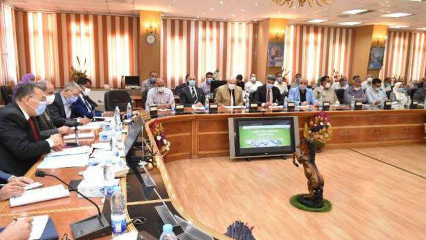 المجلس التنفيذي للمحافظة