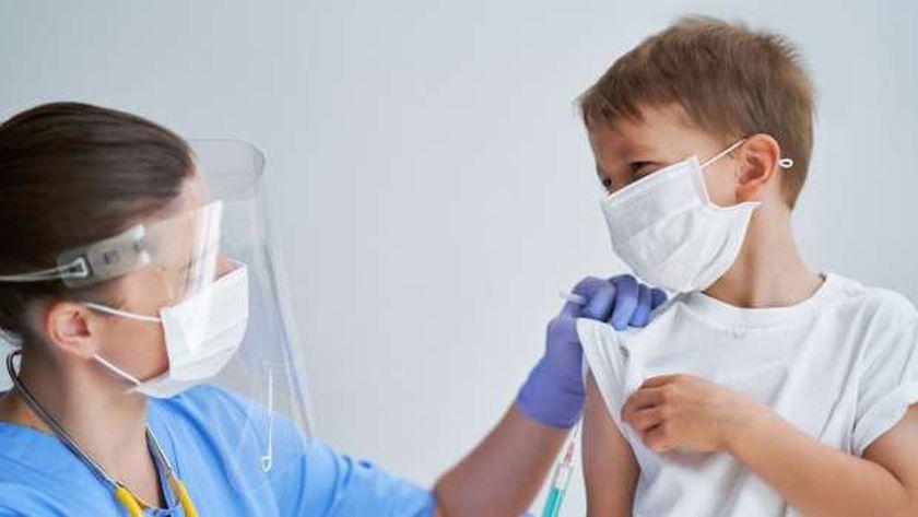 تطعيم الأطفال بلقاح كورونا