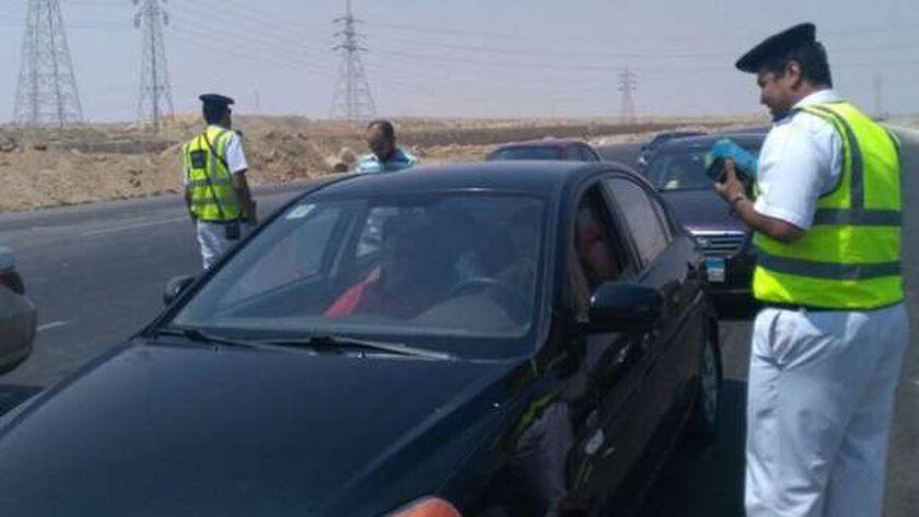 تجديد رخصة السيارة من تطبيق وزارة الداخلية