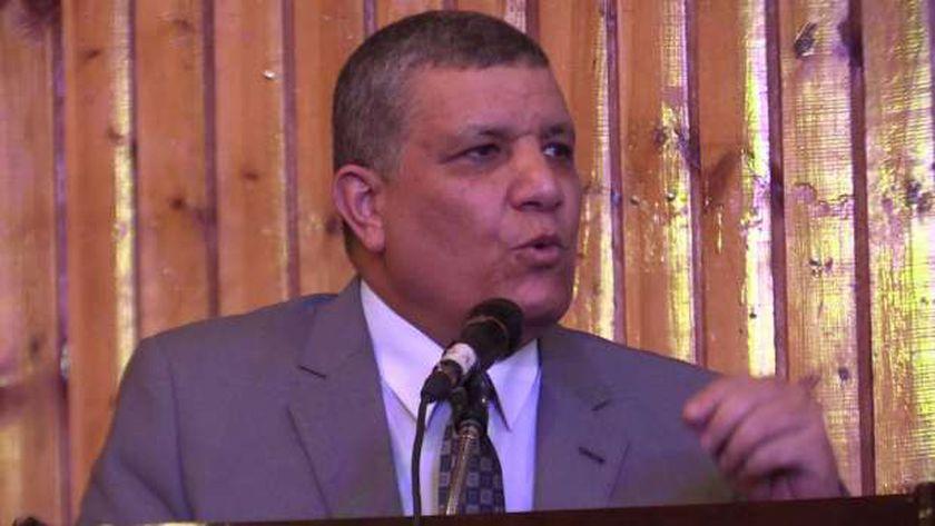 الدكتور صفا محمود رئيس جامعة سوهاج