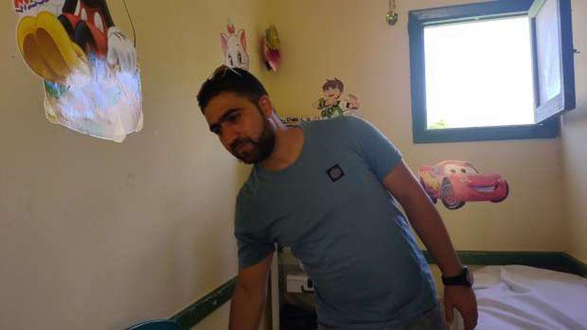 مدرسة احمد حمدى