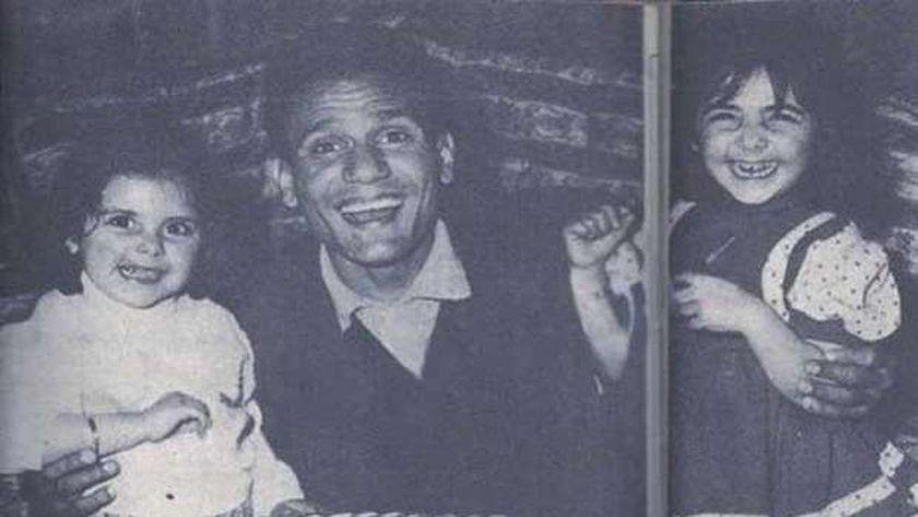 عبدالحليم حافظ بصحبة الأطفال