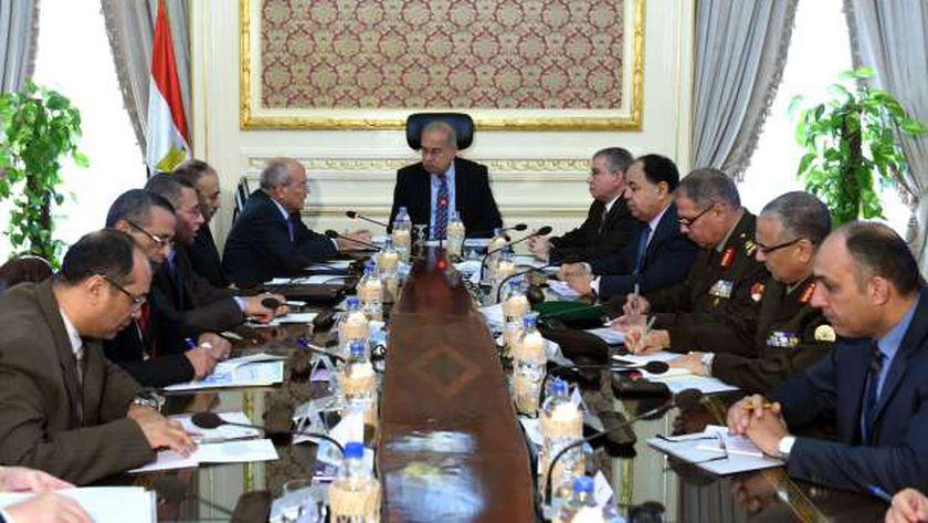 اجتماع مجلس الوزراء -صورة ارشيفية